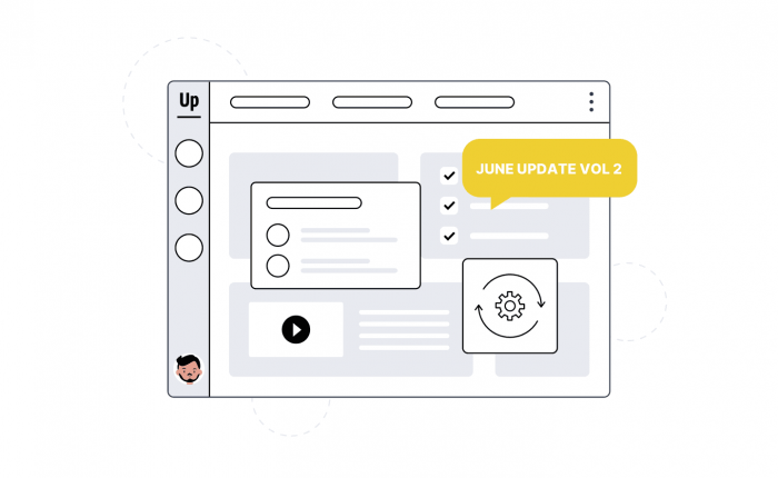 upcoach feature updates june