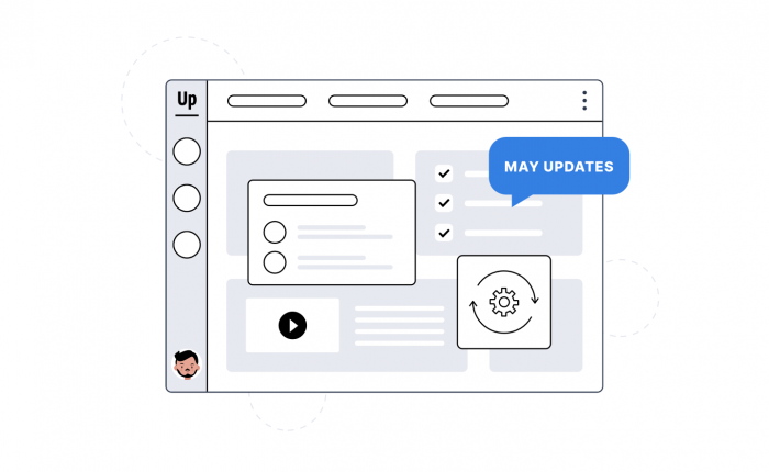 UpCoach Update in May