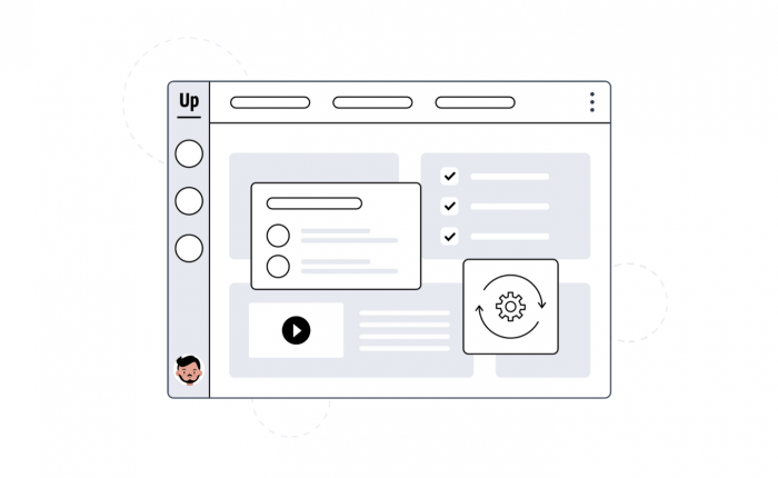 upcoach features